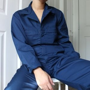 Vintage Navy Coveralls
